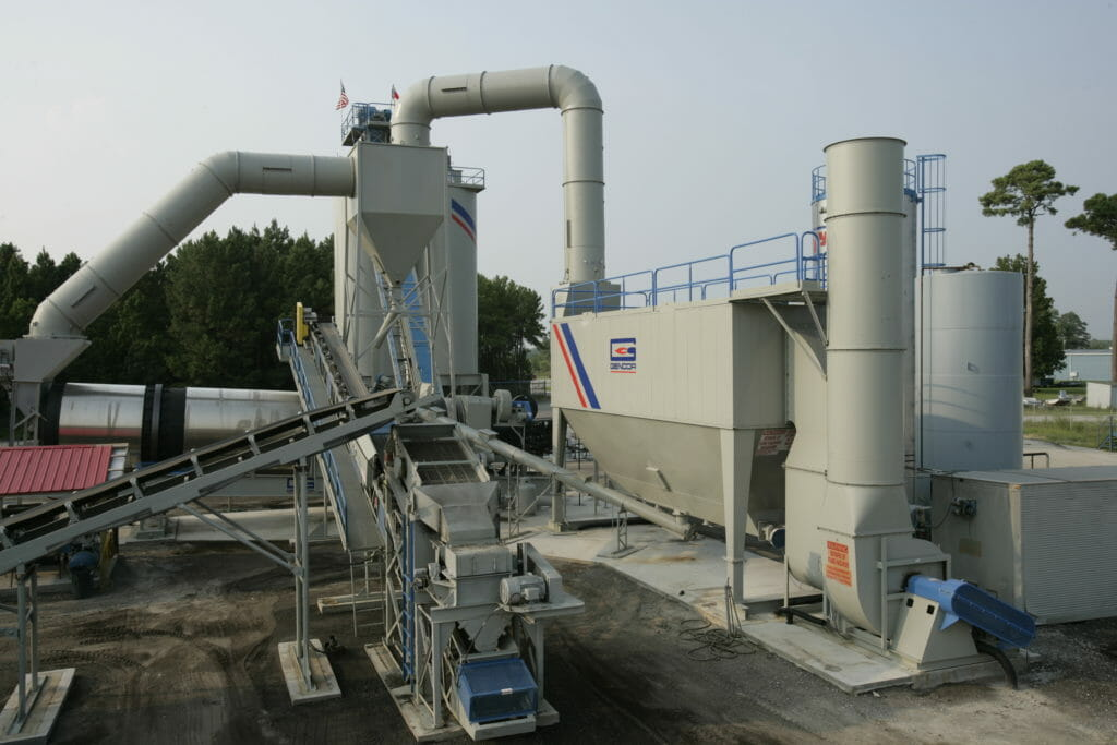 Gencor Baghouse Filtration Skidded Ultraflo