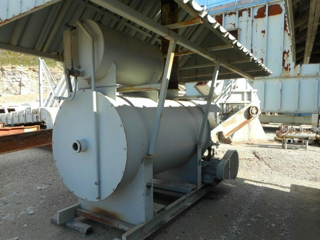 Pre-owned Gentec Hot Oil Heater