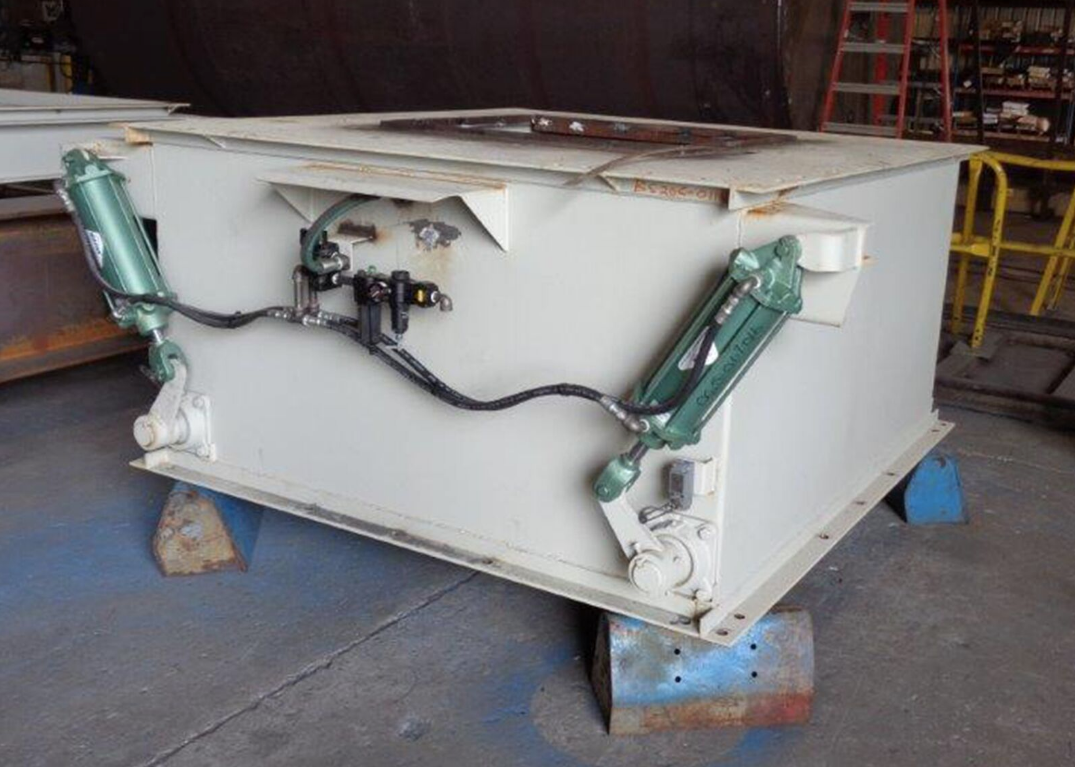 Gencor Used Equipment Anti Segregation Batcher