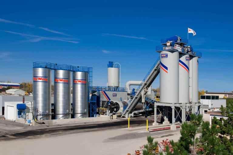 Gencor Industries Asphalt Plants