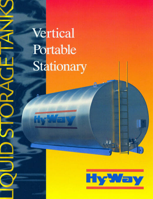 Hy-Way Liquid Storage Tanks