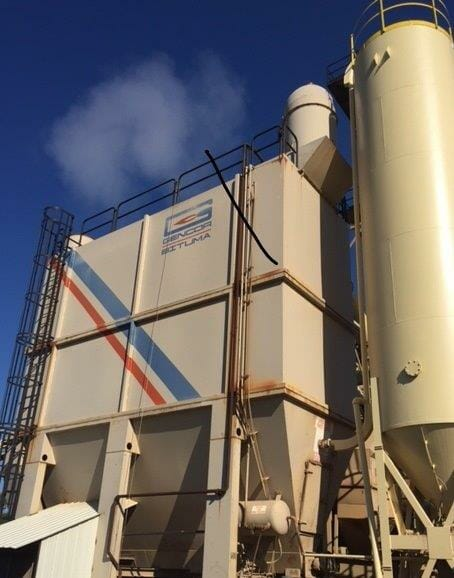 Pre-owned Gencor Jet Pulse Baghouse