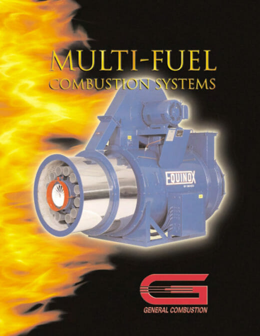 Gencor Multi-Fuel Combustion Systems