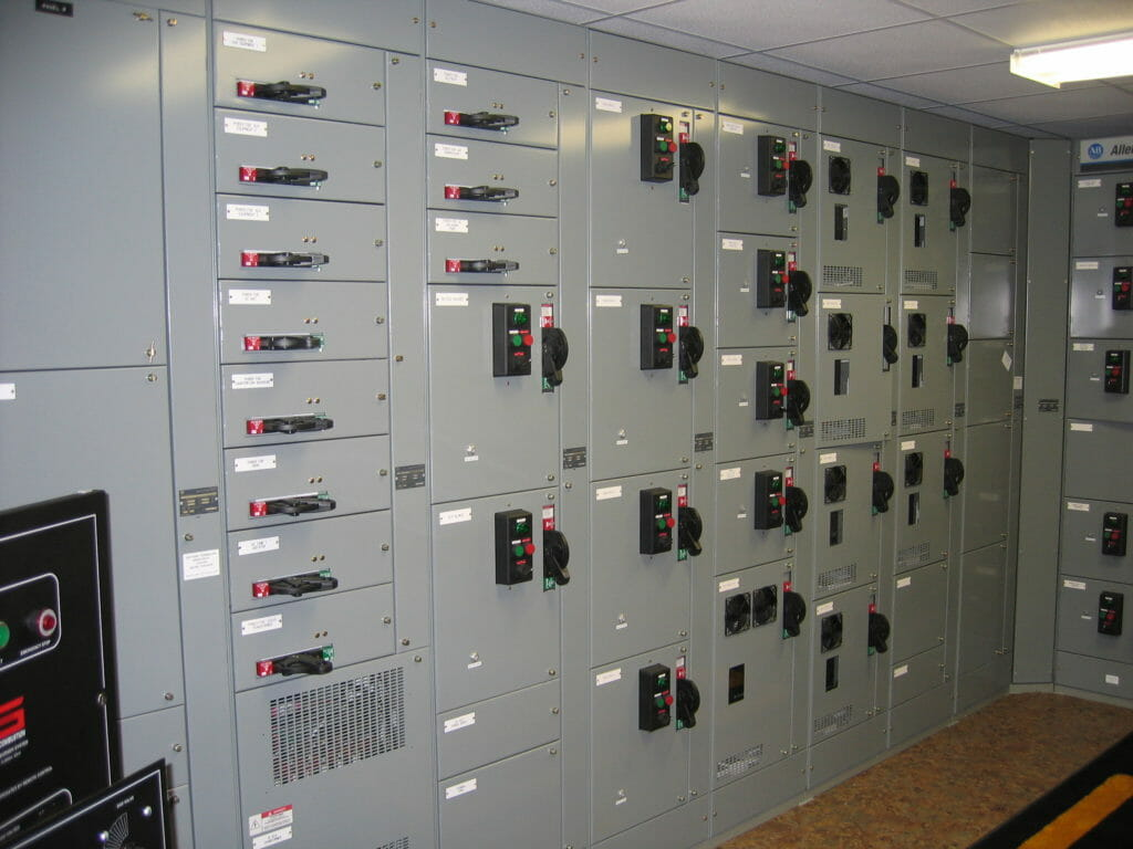 Gencor Ultraplant® Motor Control Center