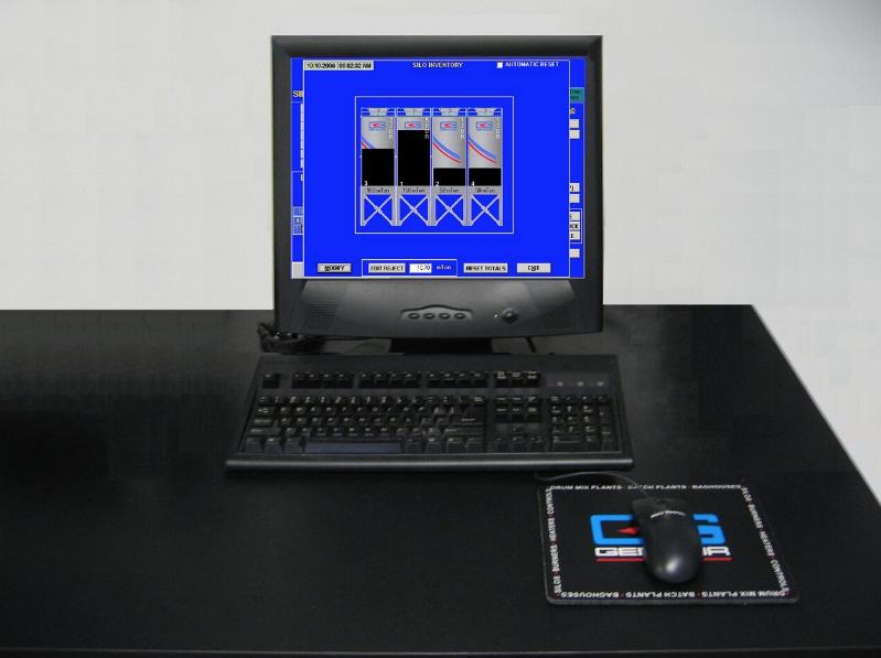 Gencor SL-400® Loadout Control
