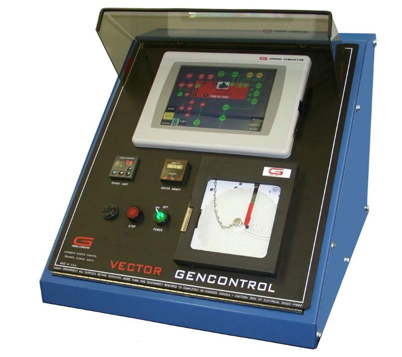Gencor Vector® Digital Burner Control