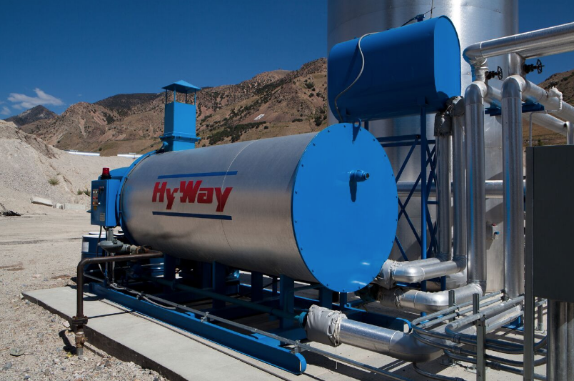 Gencor Heat Thermal Fluid Systems HY Series
