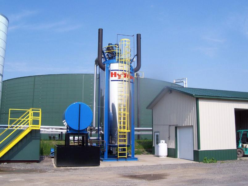 Gencor Heat Thermal Fluid Systems MKVO Series