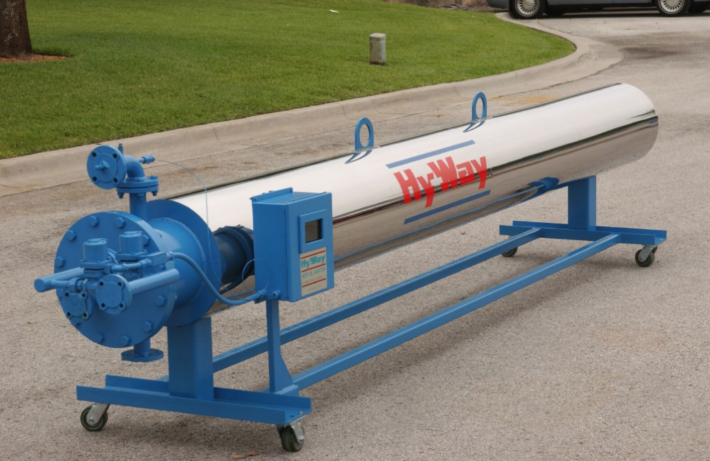 Gencor Heat Thermal Fluid Systems Oil Series Heater