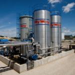 Gencor Asphalt Storage Tank