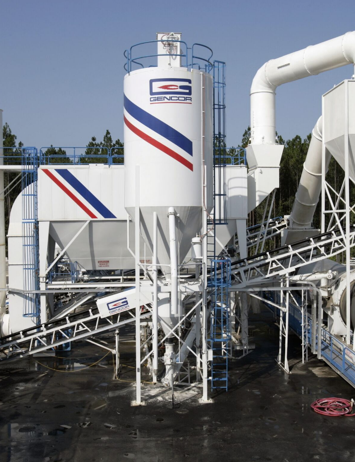 Gencor Mineral Additive System