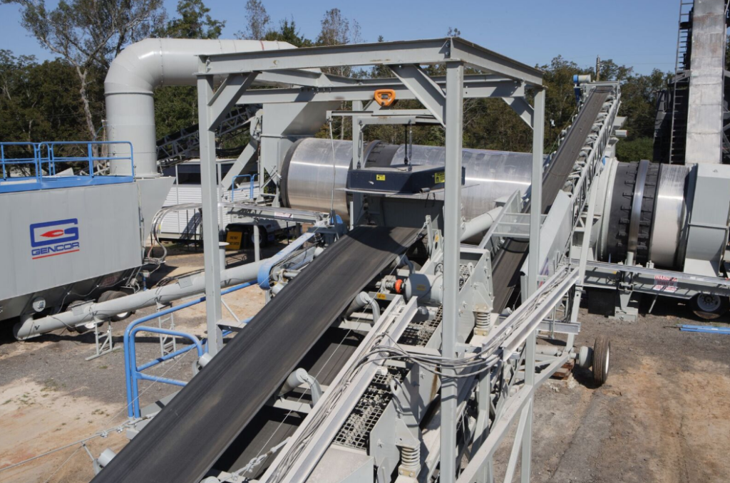 Recycled Asphalt Systems | RAP Systems | Gencor Industries Inc