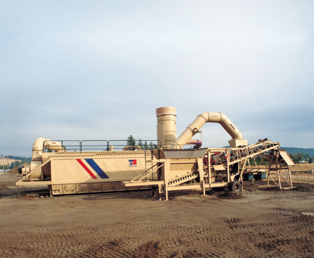 Gencor HW 1420 Remediation Plant