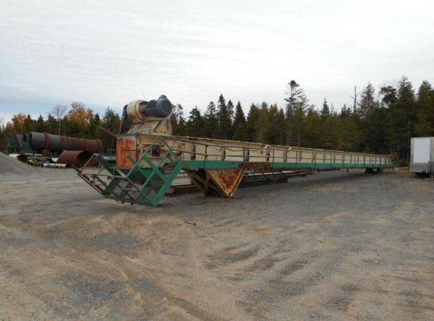 Pre-owned 400 TPH Slat