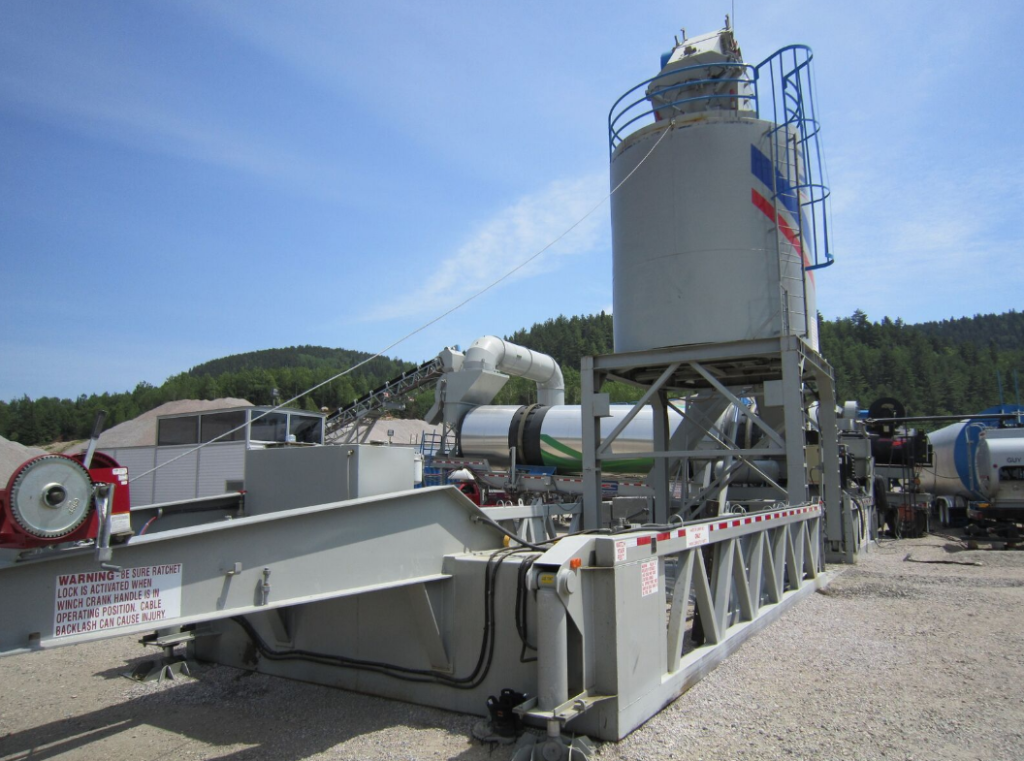 Gencor Hot Mix SE Silo