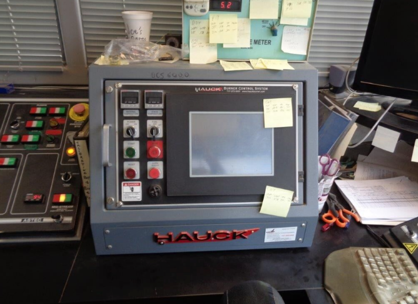 Pre-owned Astec Control Center