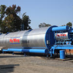 gencor asphalt tank