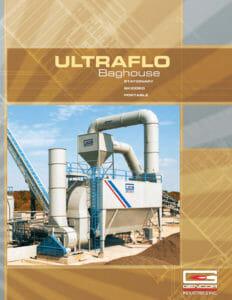 Gencor Ultraflo Baghouse