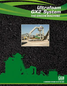 Gencor Ultrafoam GX2 Warm Mix System