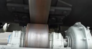 Gencor Trunnion Roll Adjustment
