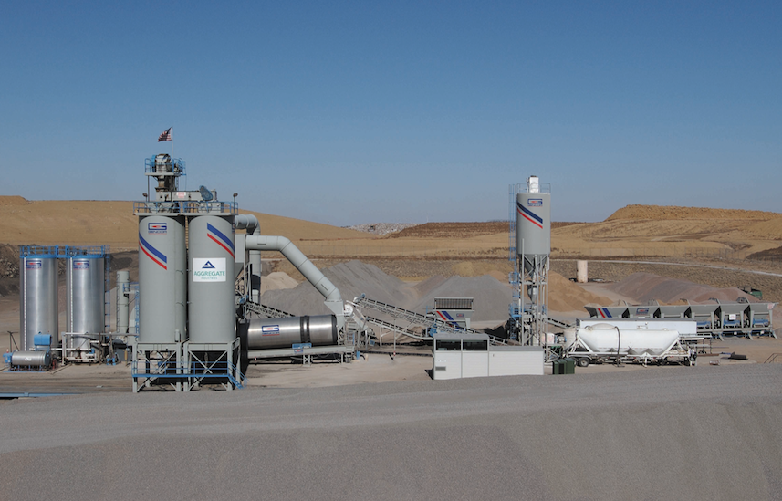 Aggregate Industries Aurora CO Skidded Ultraplant