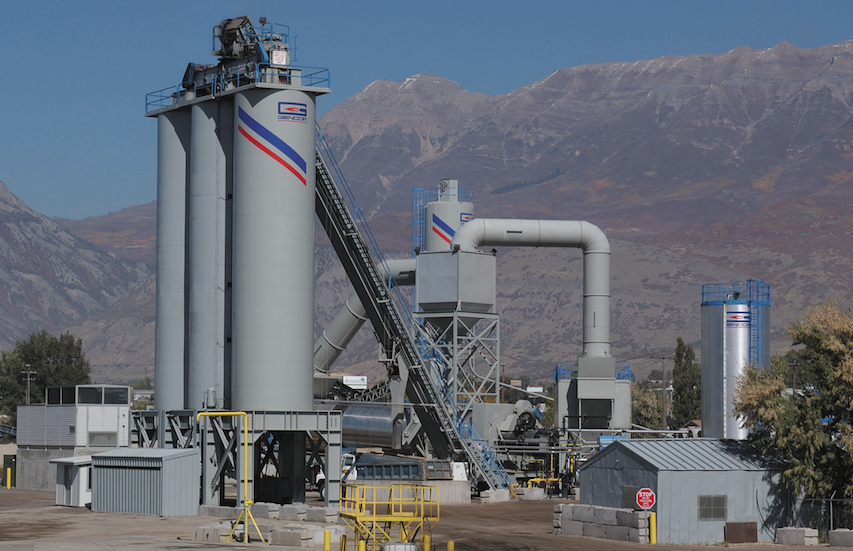 Geneva Rock Orem OT Stationary plant