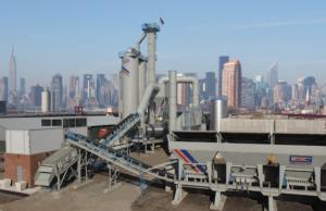Greenpoint Asphalt Brooklyn NY Skidded Ultraplant