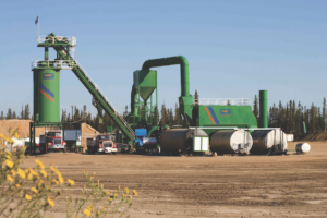 H Wilson Ind Fort McMurray AB Canada Skidded Ultraplant