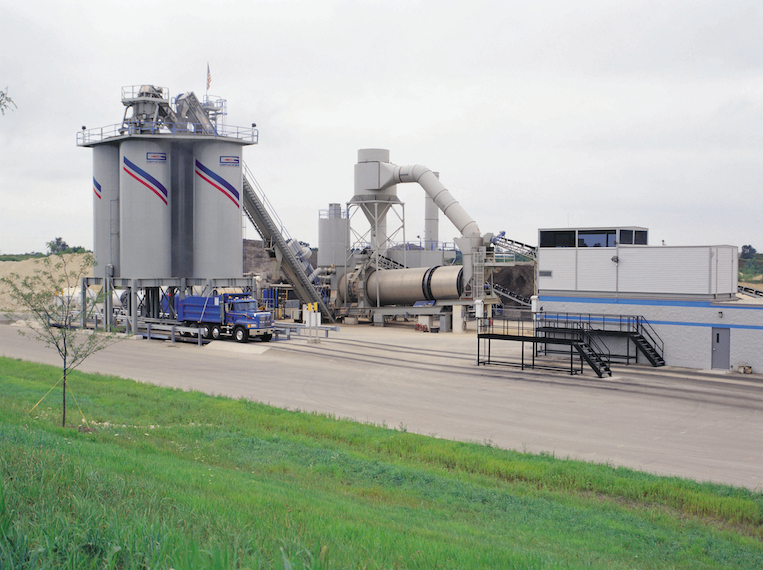 Payne and dolan muskego wi Stationary plant