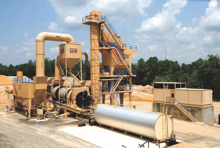 Riley Carthage NC batch plant
