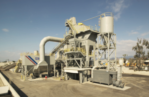Vulcan Materials CO batch plant