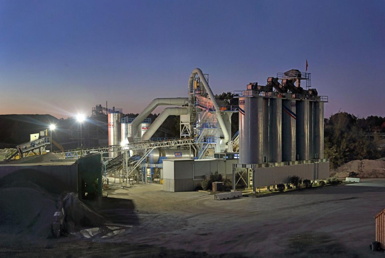 Gencor Batch Plant Benevento Asphalt Wilmington MA